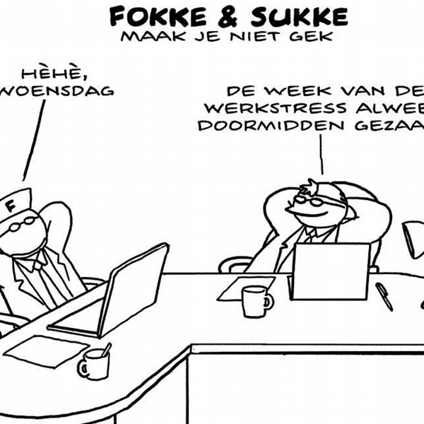 Fokke-en-Sukke-werkstress-cartoon